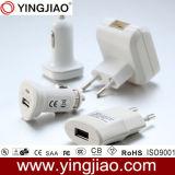 10W DC cargador coche USB universal con CE y RoHS