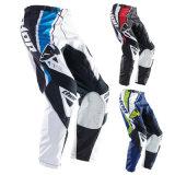 Motocross su ordinazione di qualità dell'attrezzo fuori strada blu del MX che corre i pantaloni (MAP04)