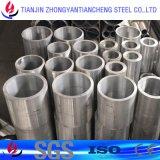 磨かれたアルミニウム管アルミニウム在庫の6061 6063