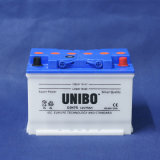 Storage Battery DIN Standard Dry Charged DIN75 12V75ah High Quality Because Battery