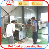 Alimento de animal doméstico industrial completamente automático que hace la máquina