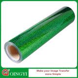 Qingyi는 t-셔츠를 위한 홀로그램 열전달 비닐을 만족시킨다
