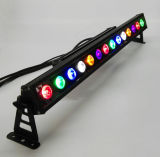 IP65 14X10W RGBW 4in1 LED Wand-Unterlegscheibe-Licht des Pixel-Stab-LED