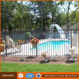 Загородка металла безопасности для плавательного бассеина