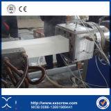 플라스틱 원료를 위한 PVC 단면도 밀어남 기계