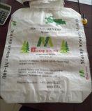 Прокатанный мешок сплетенный PP для питания, удобрений, цемента, еды