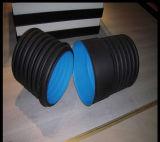 Conduttura rivestita di spirale del filo di acciaio del PVC
