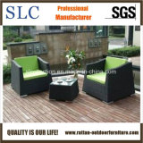 Rotin simple de sofa en osier de meubles de jardin (SC-A7207)