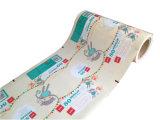Tissu humide de l'emballage en rouleau de film