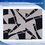 L'acier inoxydable d'AISI 316L couvre l'usine de plaque en acier gravure