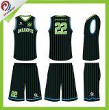 Projeto uniforme de Jersey do basquetebol do basquetebol feito sob encomenda de 2017 Filipinas