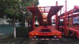 6*4 FAW 8 voitures transporter démolisseur voiture camion de transport