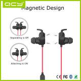 Qy12 - Новое цена шлемофона Китая Bluetooth спорта Qcy с магнитной