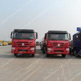트랙터 트럭 6X4 국제적인 트랙터 헤드 트럭