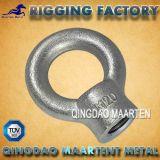 低下は旋回装置JIS1169の鋼鉄持ち上がる真鍮の目のナットを造った