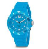 Wasserdichte Farben-umweltfreundliche Silikon-Uhr