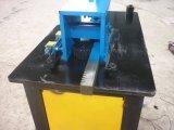 Máquina que enrolla para la decoración del hierro labrado