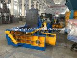 déchets métalliques 160ton réutilisant appuyant la presse