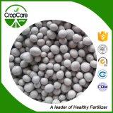 Torre del fertilizante 15-5-25 de la fabricación NPK alta granular