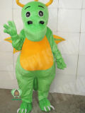 Hi fr71 gros nez vert Costume de dinosaure