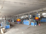 Chaîne de production de panneau de meubles de PVC avec Haut-Standard
