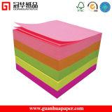 Colorido de Alta Qualidade Personalizada Regular notas adesivas/Memo Pad
