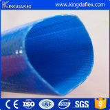 Mangueira de alta pressão colorida do PVC Layflat