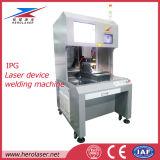 Saldatura del laser della saldatrice del laser dell'apparecchio per saldare del laser degli occhiali del blocco per grafici di vetro ottici
