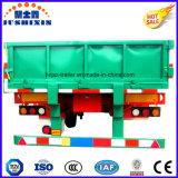 1 parete laterale dell'asse/lato di goccia/rete fissa/rimorchio inclusi scheda laterale/muro laterale/Sideboard semi per il contenitore di trasporto