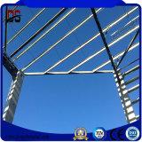 Estructuras de acero de la seguridad fácil de la instalación del bajo costo que ensamblan