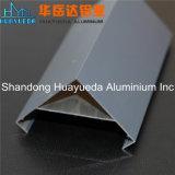 Alluminio ricoperto potere dei portelli e di Windows/profilo di alluminio