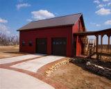 Casa prefabricada Estructura de acero de la luz de almacén