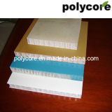 Anti-Fire Sandwich Panel de panal.