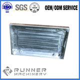 Pezzo meccanico di CNC dell'acciaio inossidabile di alta precisione dell'OEM del tornio su ordinazione di alluminio del acciaio al carbonio