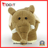 Gevulde Dier van het Stuk speelgoed van de Pluche van de Baby van de Fabriek ICTI het Super Zachte Olifant