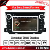 Carplay Android 7.1/1.6 Gigahertz-Auto DVD GPS für intelligentes Fortwo Auto-Audioauto-Videos