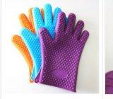 Горячая продавая перчатка выпечки силикона Kitchenware теплостойкfNs (BZBG001)