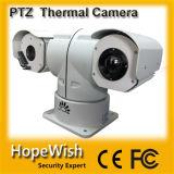Visión Térmica de infrarrojos de visión nocturna cámara CCTV con PTZ de 360 grados