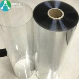 Limpar o rolo de PET transparente rígida para a formação de vácuo