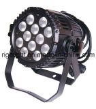 12RGBW LED 8W4A1 impermeable al aire libre etapa IP65 LED PAR Luz Can
