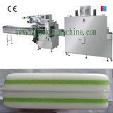 Empaquetadora automática llena del flujo de la esponja (FFB)
