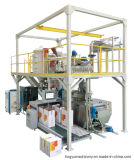 automatischer elektrostatischer Beschichtung-Produktionszweig des Puder-100kg/H