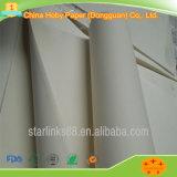 papel de trazador de gráficos blanco de 45GSM cad para el uso de la fábrica de la ropa