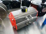 Actuador pneumático série- diferentes materiais de vedação para temperatura alta ou baixa
