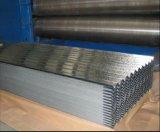 Piatto d'acciaio/zinco ondulati galvanizzati che copre la lamiera di acciaio