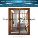 Porta de alumínio de China e porta exterior