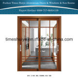 Porta da China de alumínio e o puxador exterior de porta