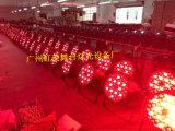 54PCS X 3W het Licht van het PARI van de Lamp van het PARI van de Hoge Macht voor Stadium, Partijen