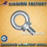M22機械装置は造られた鋼鉄DIN 582目のナットに電流を通した