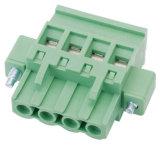 Pluggable EindBlok van uitstekende kwaliteit (WJ2EDGKAM) (wJ2EDGKAM-5.0/5.08mm)